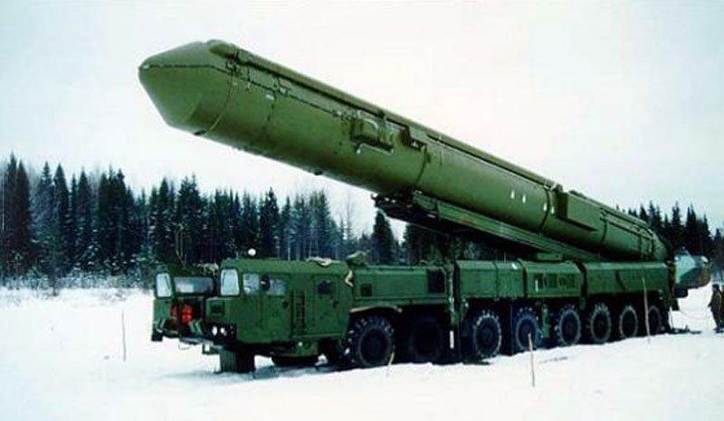 РВСП вперше випробували надувні макети ракетних комплексів