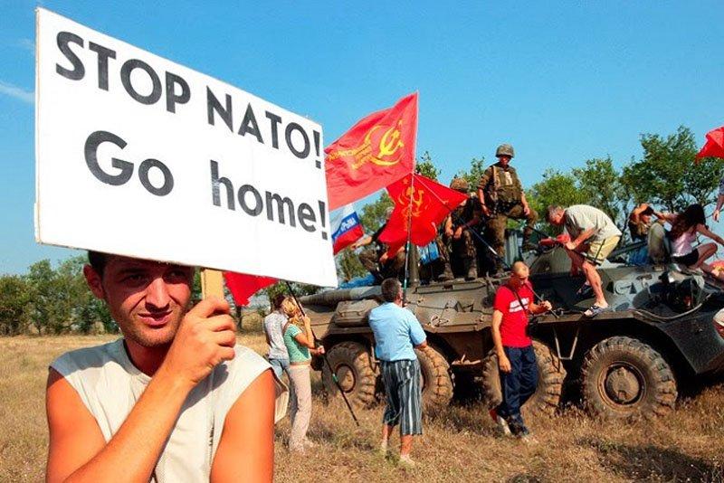 Москва розпочала операцію проти НАТО