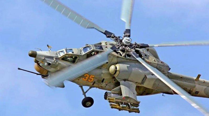 Мінпромторг: Росія частково замінила поставки українських двигунів для вертольотів