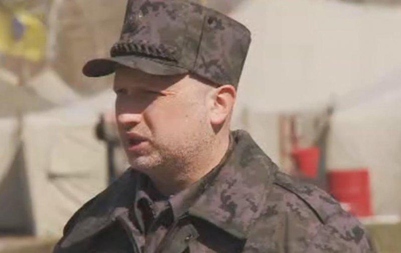 Нацгвардія націлена на захист України від зовнішньої агресії – О.Турчинов