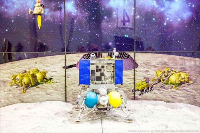 Росія кличе Китай на Місяць