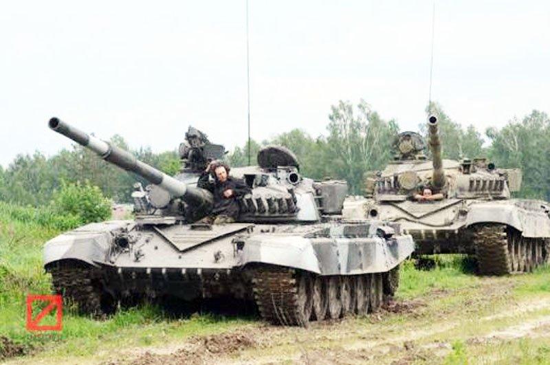 Українська армія знову прийняла на озброєння Т-72