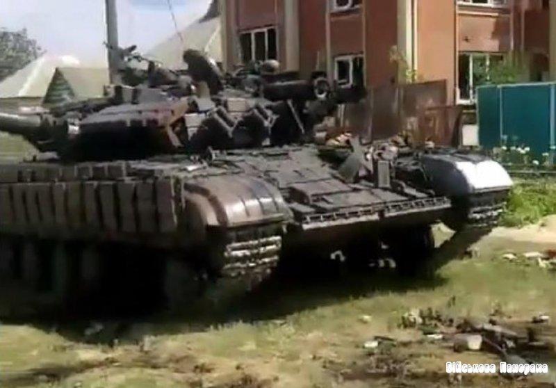 «Ватники» брешуть! Весь екіпаж українського танка відмовився здаватися в полон і підірвав себе гранатами