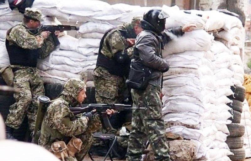 Сили АТО знешкодили засідку озброєних бойовиків на Луганщині