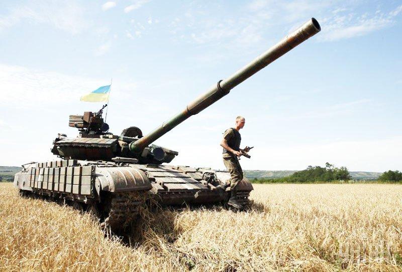Україна почала вести війну на Донбасі за всіма законами стратегії