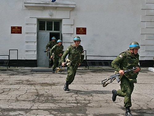У Придністров'ї запевняють, що не планують нападати на Україну