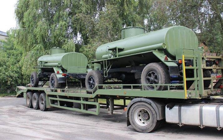 ДП «45-й експериментальний механічний завод» відремонтує 70 спецавтомобілів для ЗСУ
