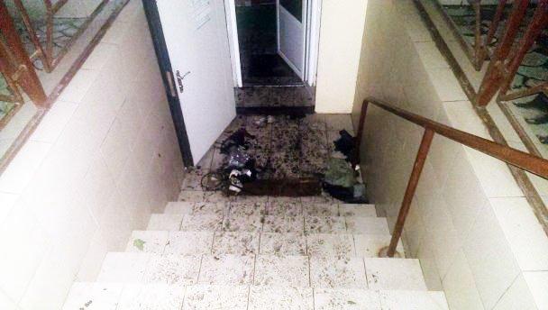У Маріуполі спалили офіс місцевих волонтерів: опубліковані фото