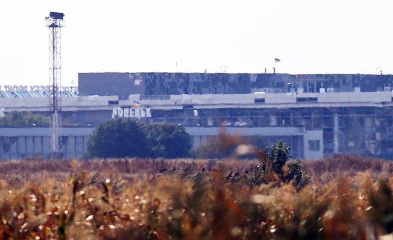 Бої біля Донецького аеропорту є найзапеклішими за війну, — волонтер