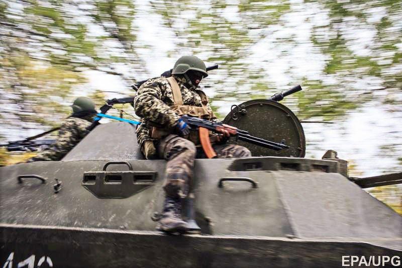 Під Дебальцеве знищений елітний батальйон морської піхоти РФ