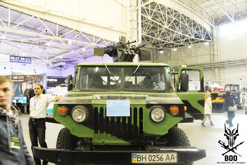 Новий бойовий модуль української розробки