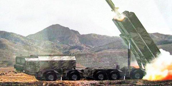 На виставці «Зброя та безпека-2014» показали проект ОТРК «Коршун-2»