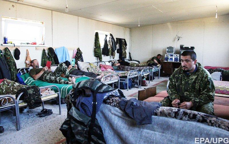 Плани Кремля створити єдину «Армію Новоросії» спотикнулися об опір бойовиків — ІС