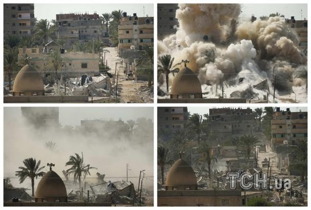 Єгипет здригається від масштабних вибухів, військові зносять цілі райони
