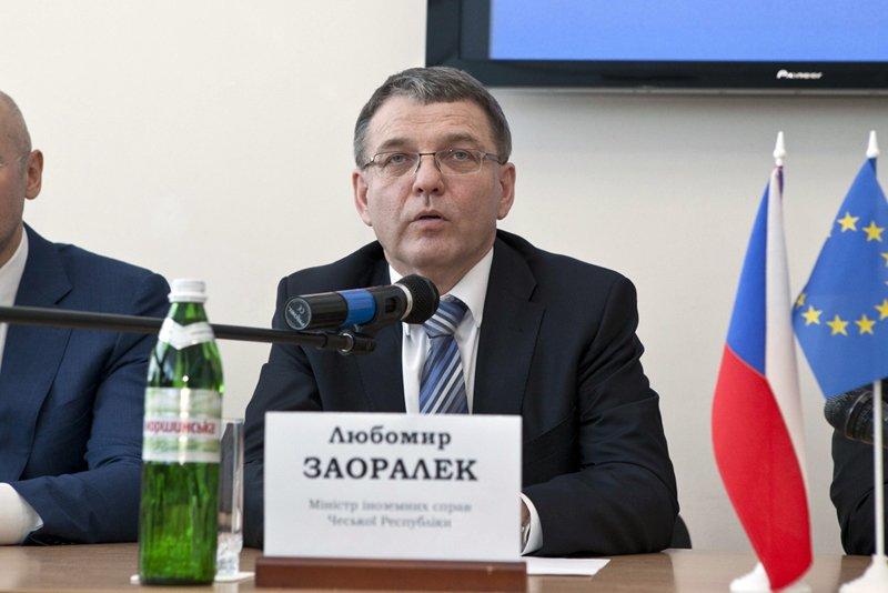 Євросоюз не прийме Україну з олігархами, — глава МЗС Чехії