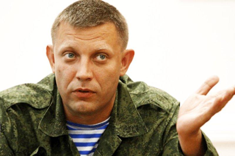 Захарченко погрожує відбити Маруіполь силою