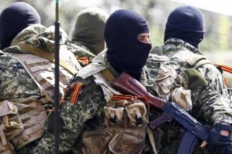 СБУ відловила терористів «ЛНР», які переправляли бронетехніку і зброю з території РФ