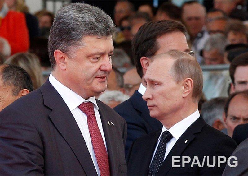 Порошенко поговорив із Путіним. Той погрожує наступом