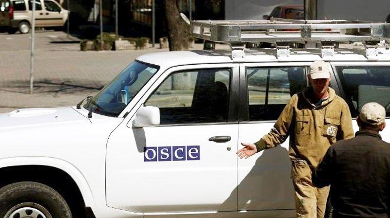 ОБСЄ фіксує зростання кількості людей у військовій формі, які перетинали українсько-російський кордон