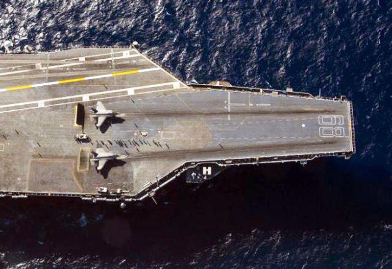 Загальний підсумок першого етапу випробувань F-35C на авіаносці «Німіц»
