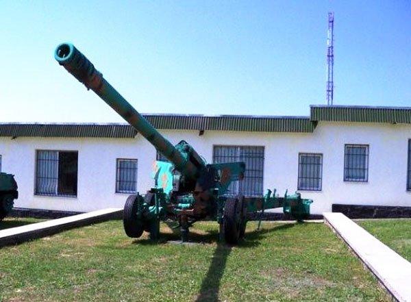 Українська армія стала застосовувати буксирувані «Гіацинт-Б»