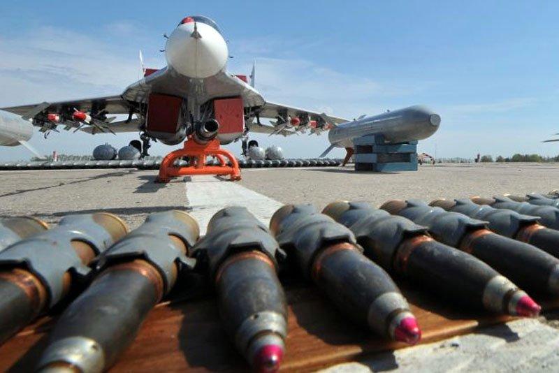 Заморожування Україною експорту військових товарів до Росії ризиковане