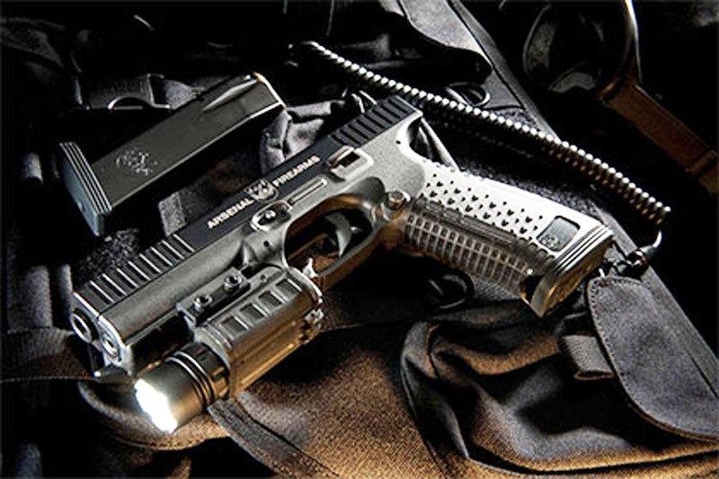 Пістолет «Стриж» провалив випробування