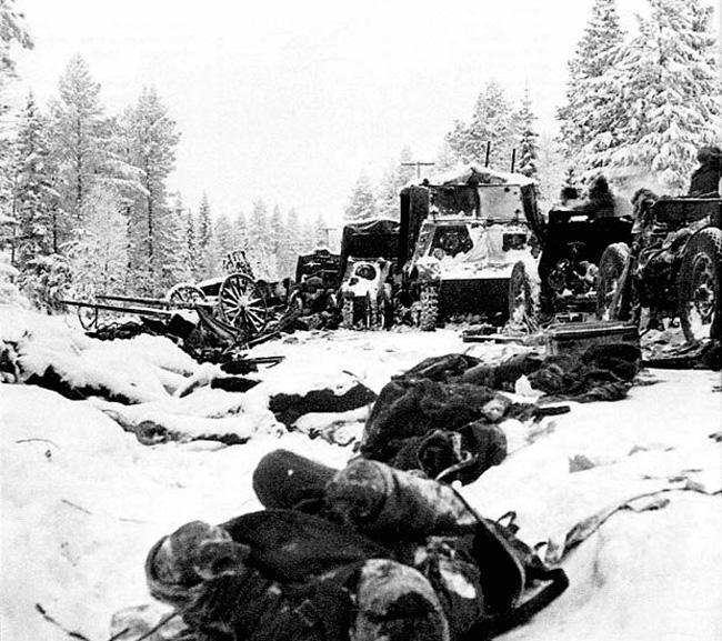 У чому сила, брате? 75 років тому розпочалася радянсько-фінська війна