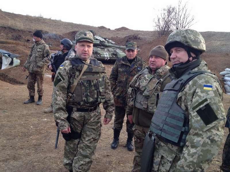 Україні потрібна найсильніша армія в Європі — Турчинов