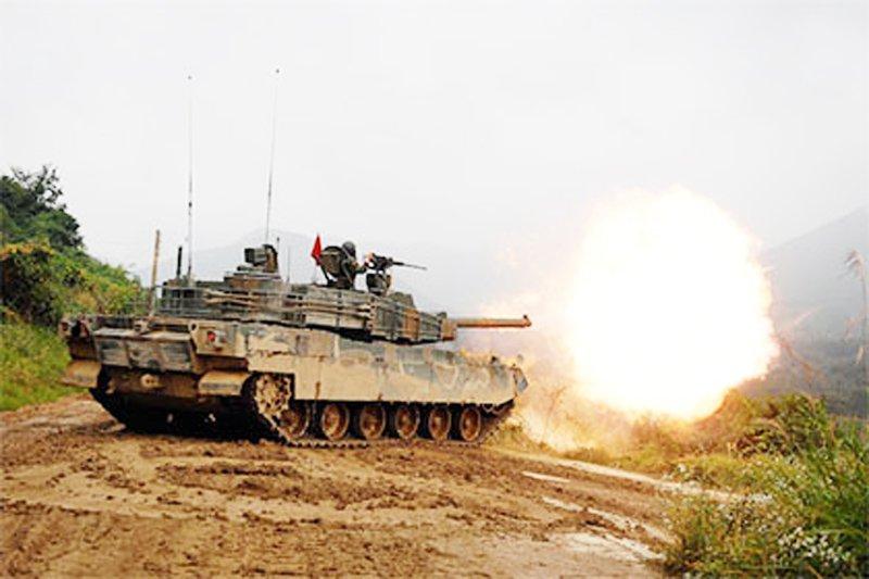 Південна Корея купила танків Black Panther на 900 мільярдів вон