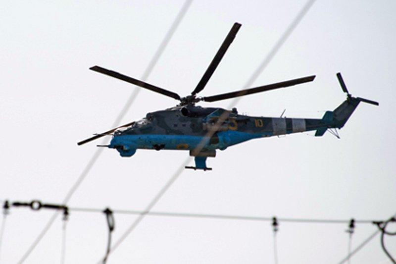 Українській армії віддадуть президентські вертольоти