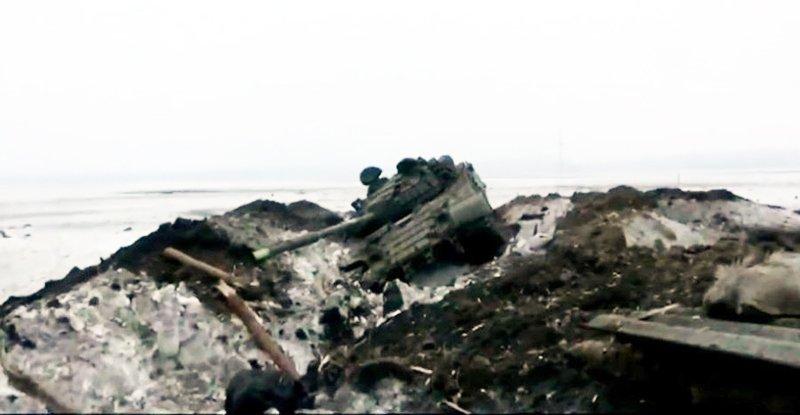 Фото дня: Вуглегірськ, танк і символізм