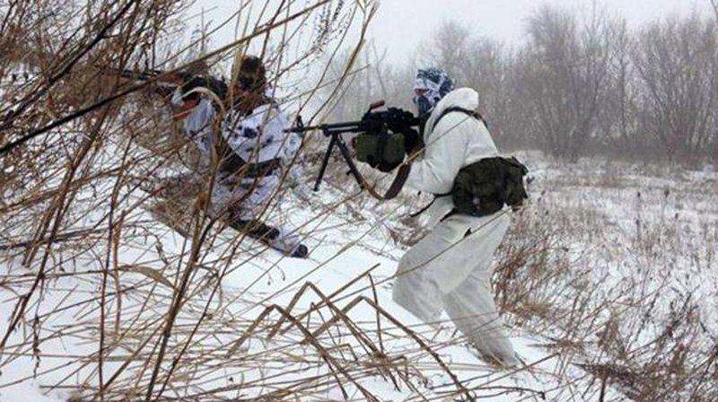 У боях під Дебальцеве бойовики ЛНР втратили 100 осіб, — ІС