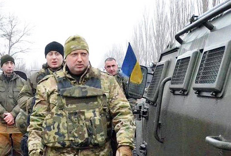 Турчинов ініціює посилення кримінальної відповідальності за невиконання оборонного замовлення