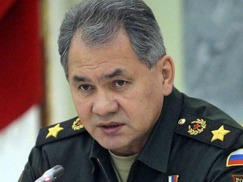 Шойгу: Росія не допустить військової переваги над собою