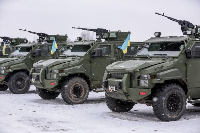 З понад 1400 військових частин в Україні лише 100 є бойовими
