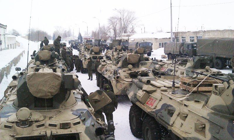 Російські солдати приїхали з Самари в Бєлгород, щоб потім «на Україну …»