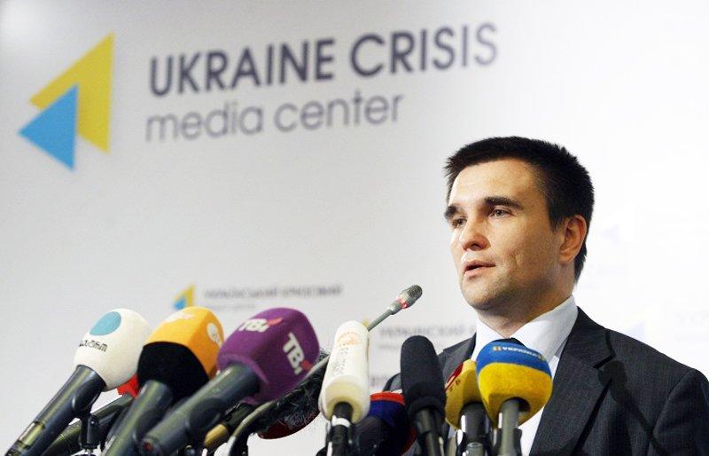 Глава МЗС України: Київ почав в РБ ООН опрацювання питання про миротворців