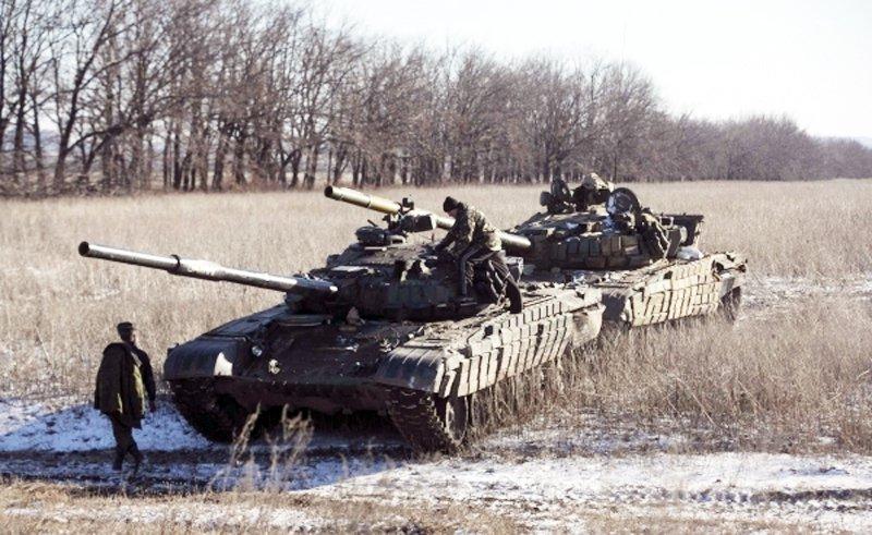 У районі Новоазовська збільшується кількість техніки РФ — Шкіряк
