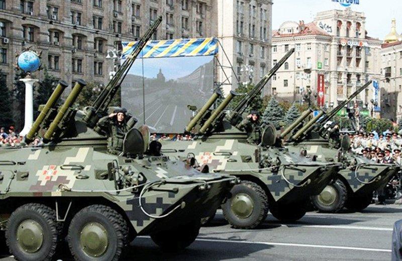 Чому Україні потрібна зброя