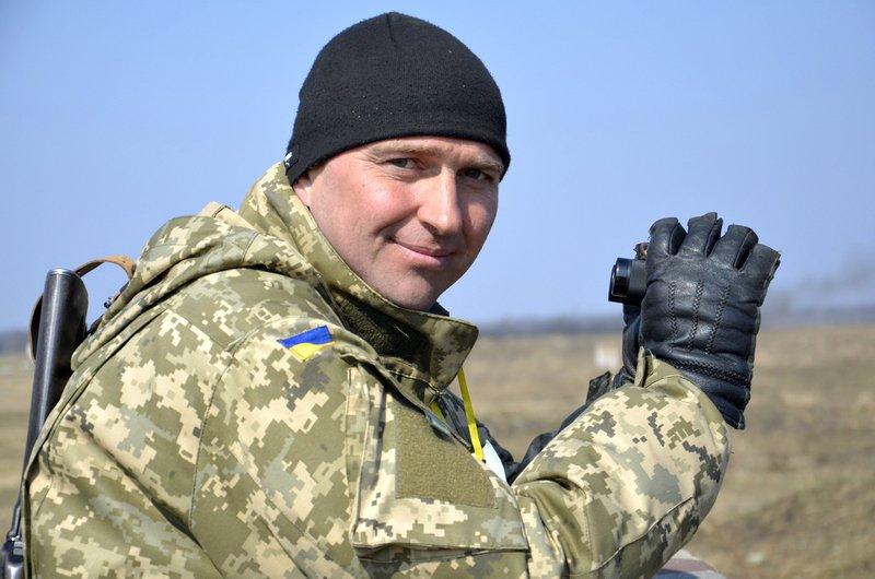 На Львівщині триває активна фаза підготовки мобілізованих у польових умовах