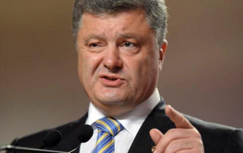 На Донбасі загинули понад 6 тис. осіб, — Порошенко