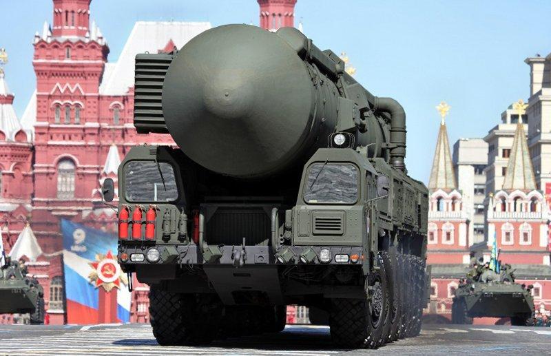 Напередодні війни: прийдешній конфлікт між США і Росією