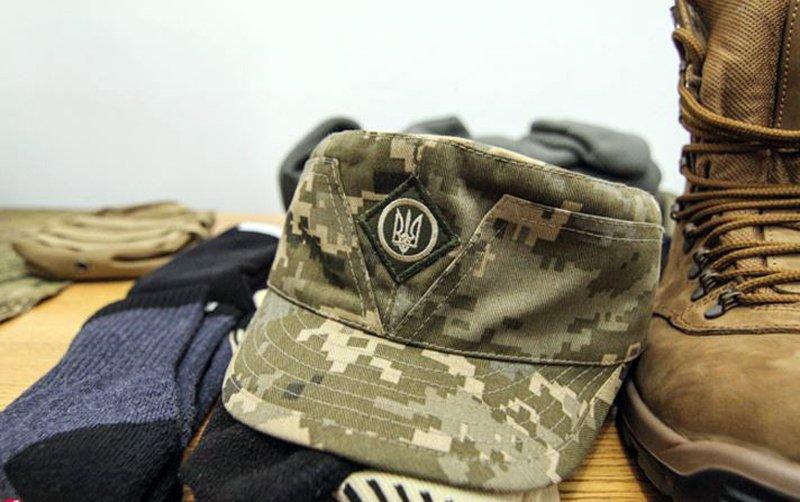 Міноборони презентувало нову форму для українських воїнів