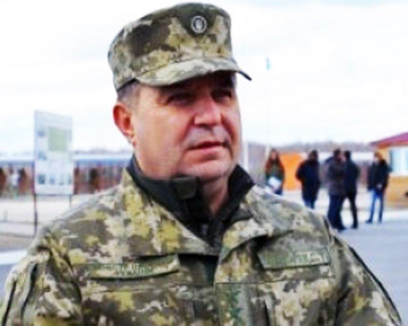 Полторак: РФ може піти в наступ на Донбасі