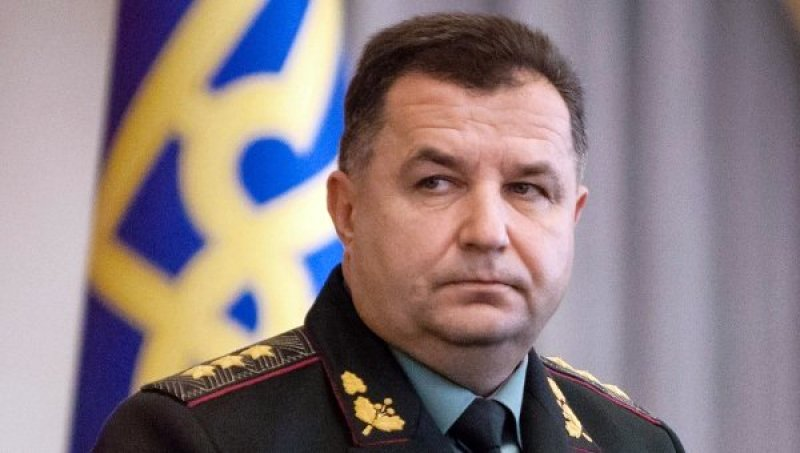 Полторак чекає, що НАТО дасть Україні зброю безкоштовно