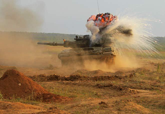У Широкиному йдуть танкові бої — ОБСЄ
