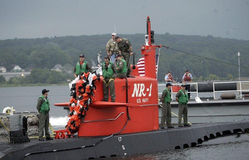 Одна з найбільш засекречених субмарин стала частиною колекції музею ВМС США