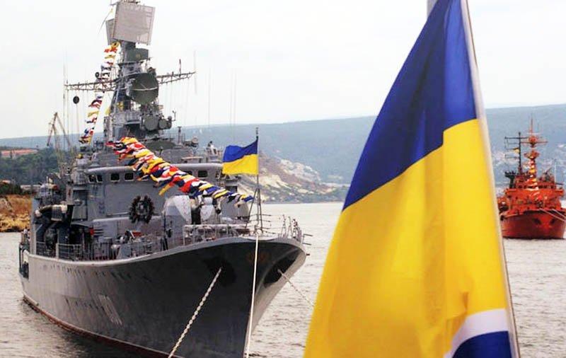 ВМС України оцінює збитки від анексії Криму Росією в $ 150 млрд