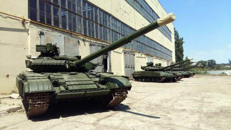 «Укроборонпром» відзвітував про випередження плану по зброї для армії